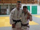 Encore un bon résultat pour les judokas locaux