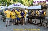 Ardéchoise : un nouveau tableau d'honneur pour Jaujac