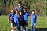 Le retour des jeunes footballeurs sur le stade