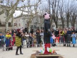 Ciel maussade, mais Carnaval joyeux !