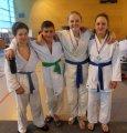 Judo : les bons résultats des Jaujacquois