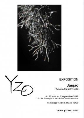 Exposition au Château de Castrevieille Yzo - ça débute samedi !