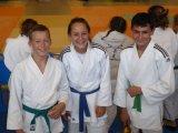 Première compétition au Judo Club