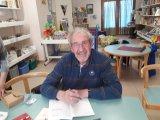 GILBERT RENOU à la bibliothèque municipale