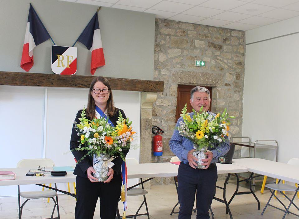 Election du Maire & des adjoints