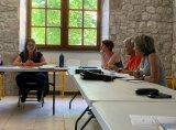 Visite des Conseillers départementaux