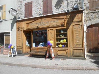 Boulangerie Pâtisserie artisanale, Jean-Michel BOISSIN